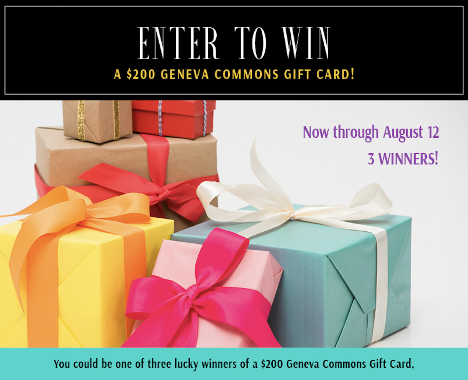 Like Us & Enter to Win a $200 Gift Card!