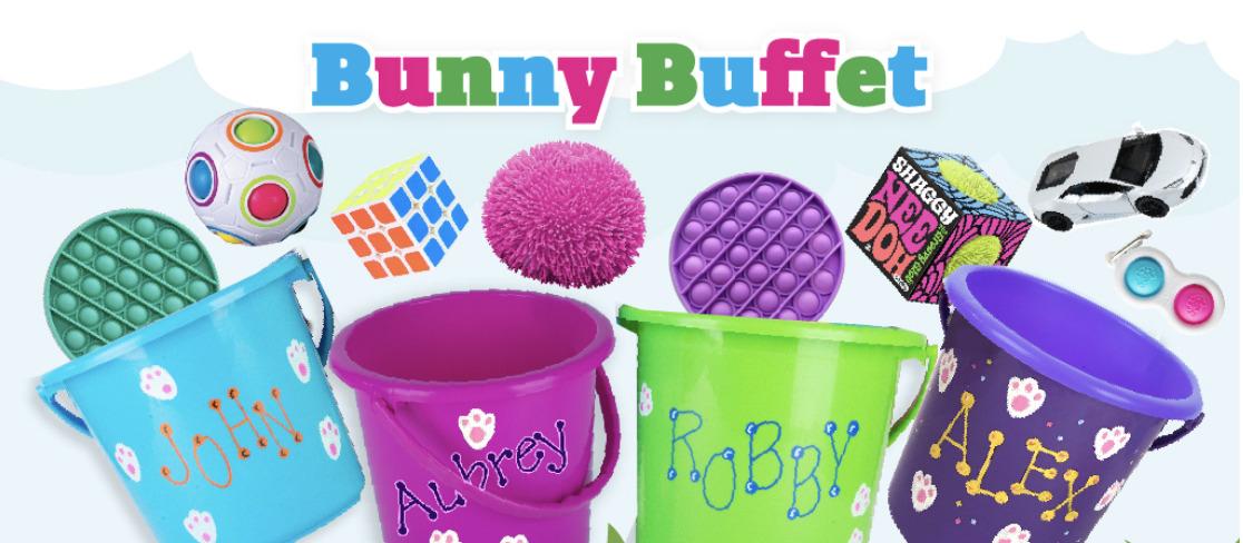 Build an Easter Bucket!