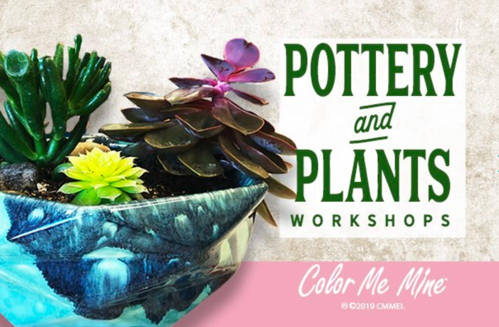 Pottery & Plants Workshop