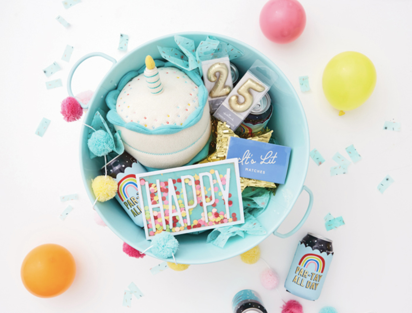 Make a Birthday Care Package
