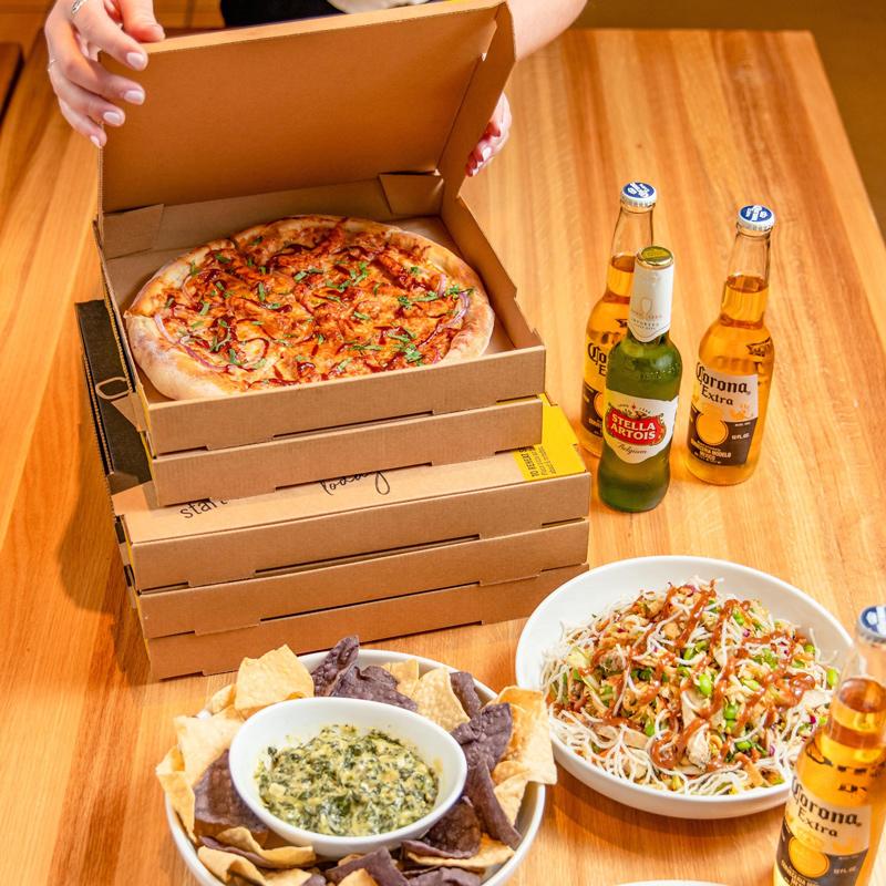 Take & Bake Pizza – Perfect for Football Season!